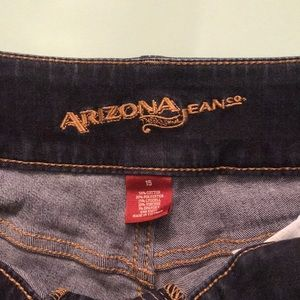 Arizona ankle jegging jeans